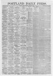 Portland Daily Press:  March 20,1868