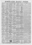 Portland Daily Press: March 21,1868