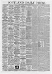 Portland Daily Press: March 23,1868