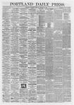 Portland Daily Press: March 26,1868