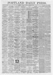 Portland Daily Press: March 28,1868