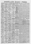 Portland Daily Press: March 31,1868