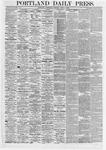 Portland Daily Press: April 01,1868