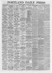 Portland Daily Press: April 06,1868