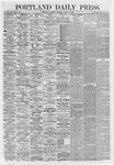 Portland Daily Press: April 07,1868