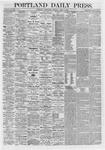 Portland Daily Press: April 08,1868