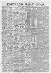 Portland Daily Press: April 09,1868