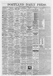 Portland Daily Press: April 11,1868