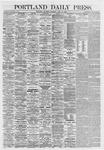 Portland Daily Press: April 16,1868