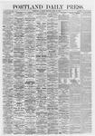 Portland Daily Press: April 18,1868