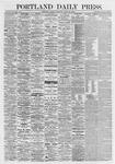 Portland Daily Press: April 20,1868