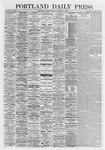 Portland Daily Press: April 21,1868