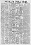 Portland Daily Press: April 24,1868
