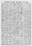 Portland Daily Press: April 27,1868