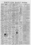 Portland Daily Press: April 29,1868