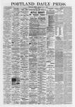 Portland Daily Press : May 01,1868
