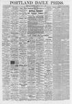 Portland Daily Press : May 02,1868