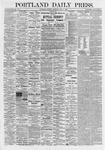 Portland Daily Press : May 04,1868