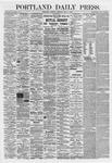 Portland Daily Press : May 05,1868