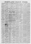 Portland Daily Press : May 07,1868