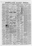 Portland Daily Press : May 08,1868