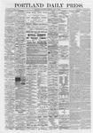 Portland Daily Press : May 09,1868