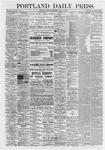 Portland Daily Press : May 11,1868