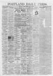 Portland Daily Press : May 12,1868