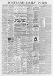 Portland Daily Press : May 13,1868