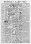 Portland Daily Press : May 14,1868
