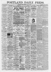 Portland Daily Press : May 15,1868