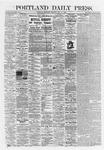 Portland Daily Press : May 16,1868