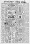 Portland Daily Press : May 18,1868