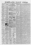 Portland Daily Press : May 19,1868