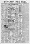 Portland Daily Press : May 21,1868