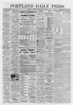 Portland Daily Press : May 22,1868