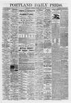Portland Daily Press : May 23,1868