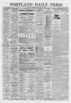 Portland Daily Press : May 25,1868