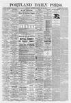 Portland Daily Press : May 27,1868