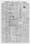 Portland Daily Press : May 28,1868