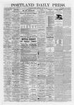 Portland Daily Press : May 29,1868