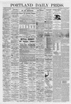 Portland Daily Press : June 09,1868