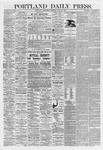Portland Daily Press : June 10,1868