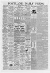 Portland Daily Press : June 11,1868