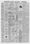 Portland Daily Press : June 12,1868