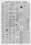 Portland Daily Press : June 13,1868