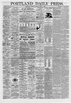 Portland Daily Press : June 15,1868
