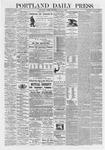 Portland Daily Press : June 19,1868