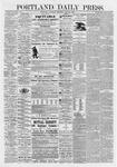 Portland Daily Press : June 20,1868