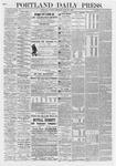 Portland Daily Press : June 23,1868
